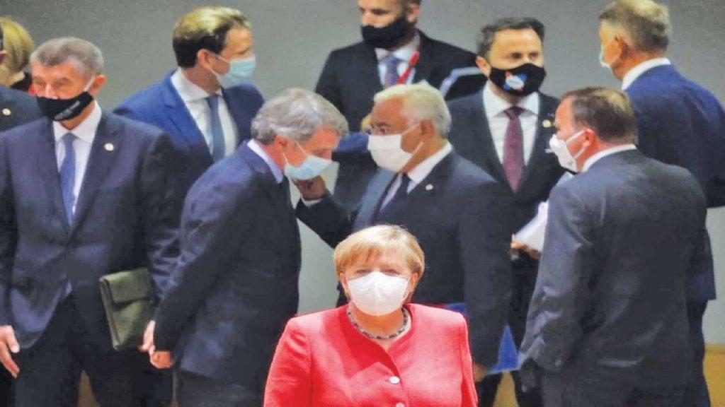 توافق کرونایی اتحادیه اروپا