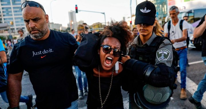 احتمال انقلاب در اسرائیل