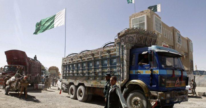 بندر واگه در اختیار انتقال اموال تجاری افغانستان