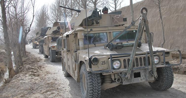 تلفات سنگین به طالبان در بغلان وارد شد