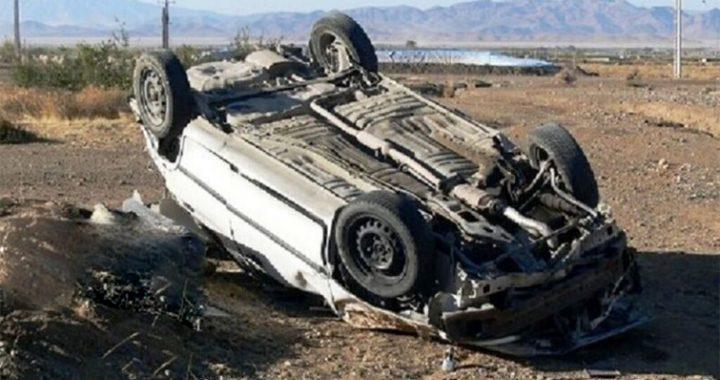 حادثه ترافیکی شهروندان افغانستان در اصفهان ایران