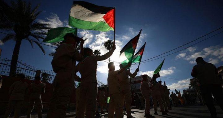 حذف نام فلسطین از نقشه گوگل
