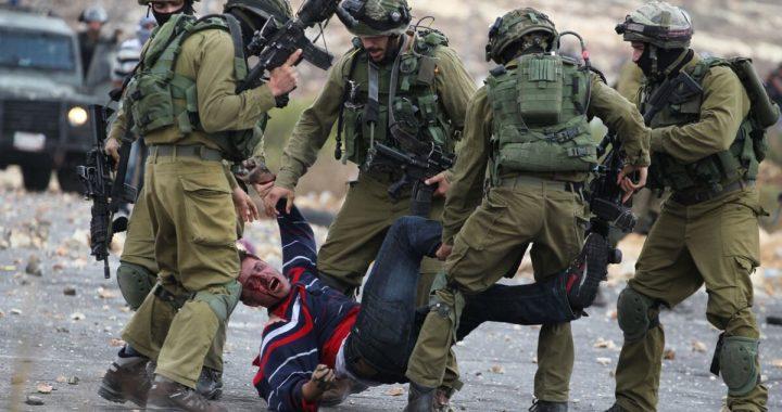 مجازات فلسطین در اسرئیل