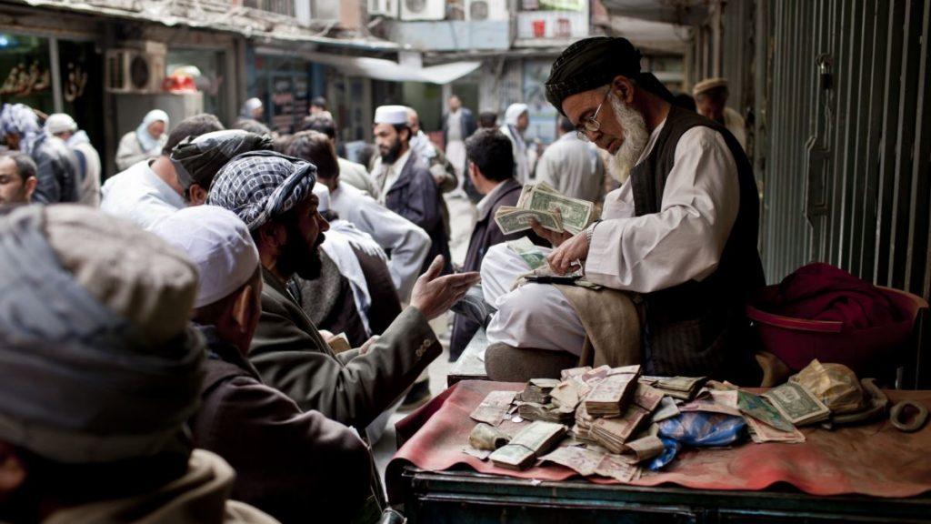 کاهش چشمگیر رشد اقتصادی در افغانستان