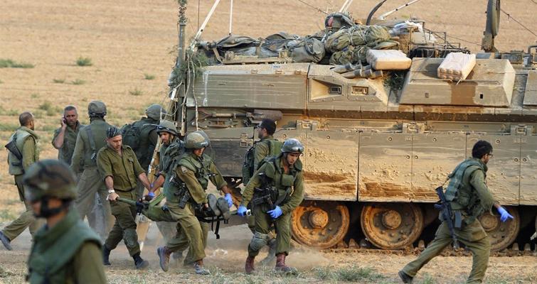 آماده باش رژیم صهیونیستی برای حمله به لبنان و سوریه