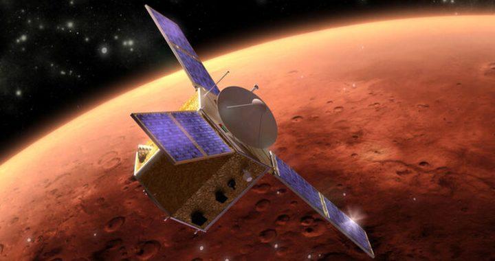 سفینه فضایی امارات به مریخ می رود