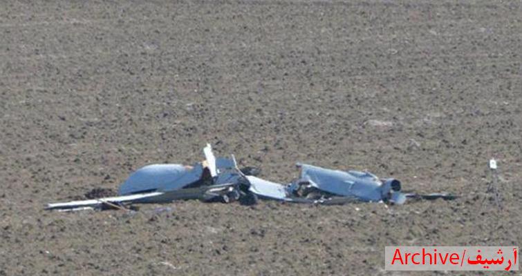 هواپیمای جاسوسی پاکستان در ولایت کنر سقوط کرد