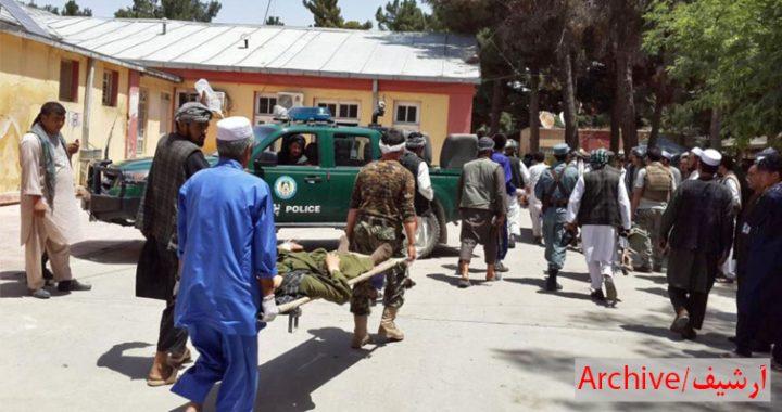 تیراندازی به نمازگزاران در فاریاب