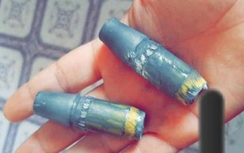 آزمایش موشکی امریکا در مرکز بغداد