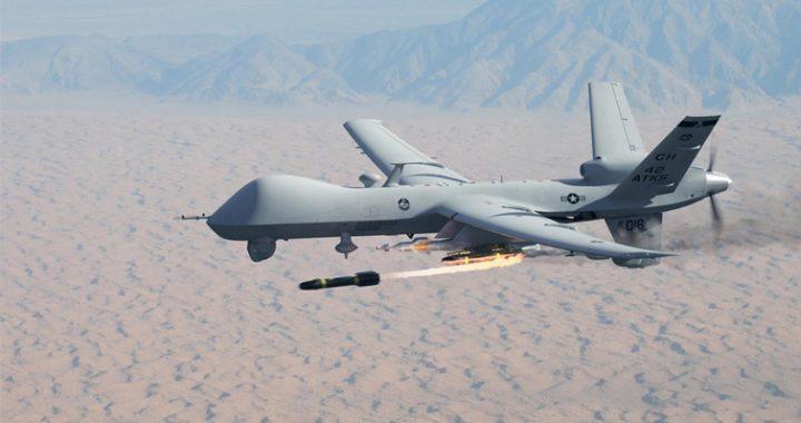 حمله هوایی نیروهای خارجی در قندهار
