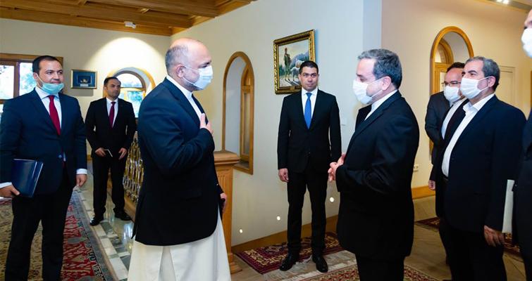 عباس عراقچی به کابل آمد