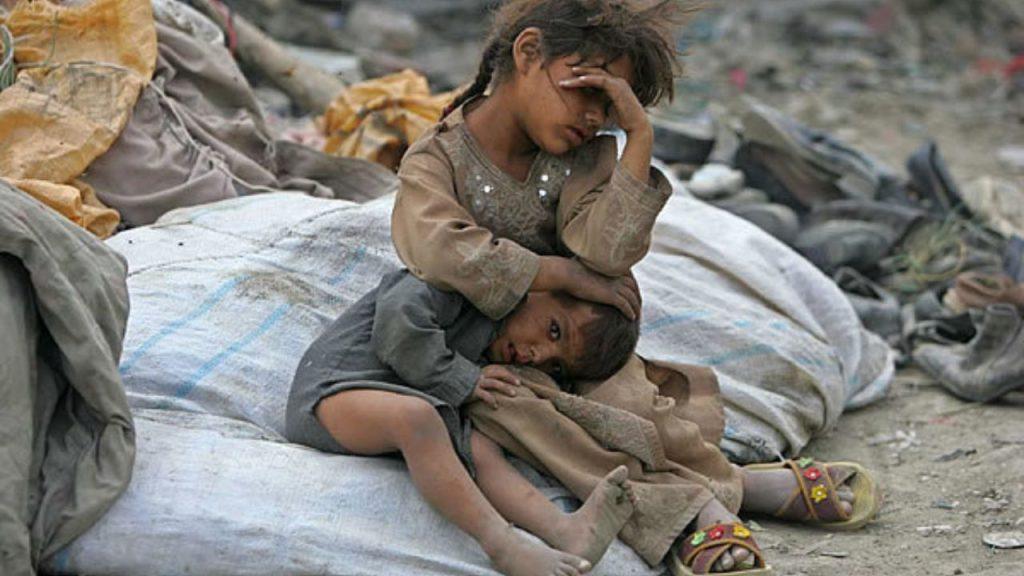 ده هزار کودک در یک ماه گذشته به دلیل شیوع کرونا از گرسنگی جان باختند