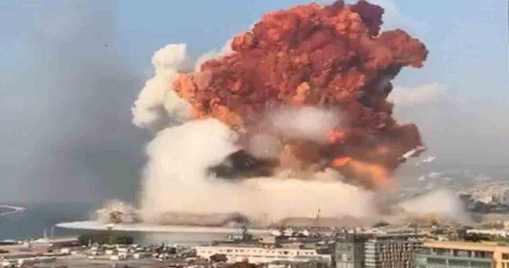 مالک مواد منفجر شده در بیروت پیدا شد