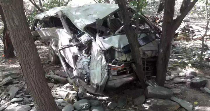حادثه ترافیکی در بامیان