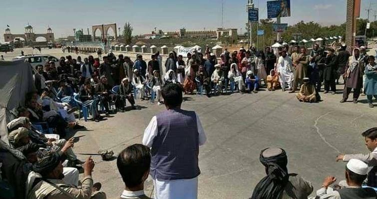شاهراه کابل ـ قندهار باز شد