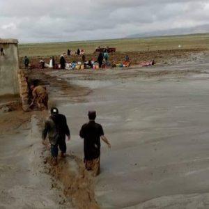 سیلاب در هرات؛ ۱۴ تن جان باختند