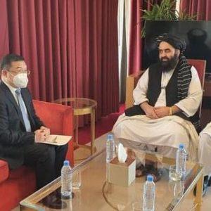 چین: نباید کسی در امور داخلی افغانستان مداخله کند