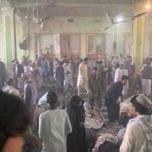 رویداد مشابه؛ بیش از ۸۰ کشته و زخمی در مسجد شیعیان در قندهار